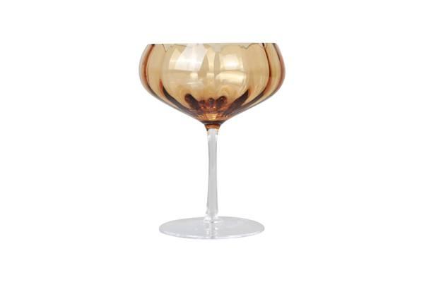 Bilde av Specktrum Meadow Cocktail Glass - Amber