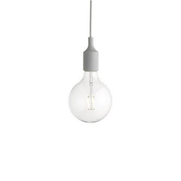 Bilde av E27 Lampe - Lys grå