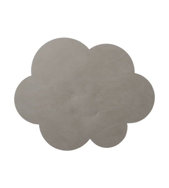 Bilde av LindDna Cloud Table Mat - Lys grå