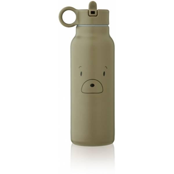 Bilde av Falk vannflaske 350 ml - Mr bear Khaki