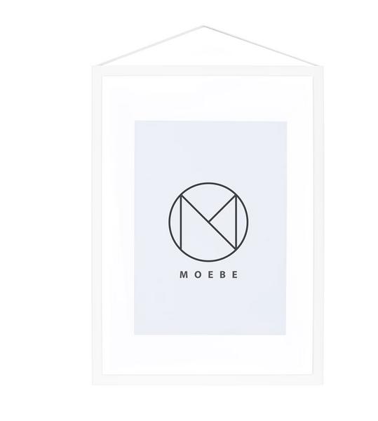 Bilde av Moebe Frame A4 - Hvit